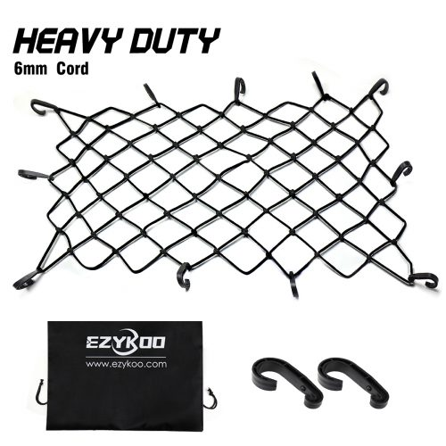 Bungee Cargo Net Auto Roof Tie-Down Net
