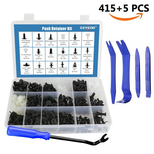 Car Retainer Clips Car Door Panel Clips Kit
